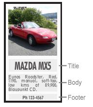 Enter Ad Details - Ad Maker - Allied Press Ltd